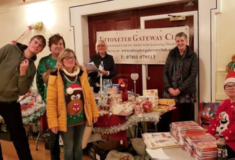 Uttoxeter Cracker Night 2018