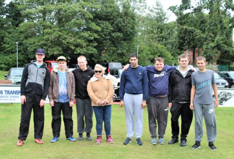 A Cricket Tournament