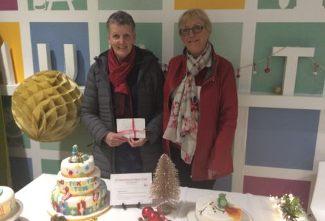Waitrose & Partners Christmas Tree Festival